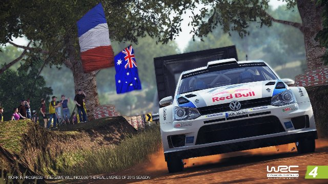 WRC 4: Fia World Rally Championship immagine 95551