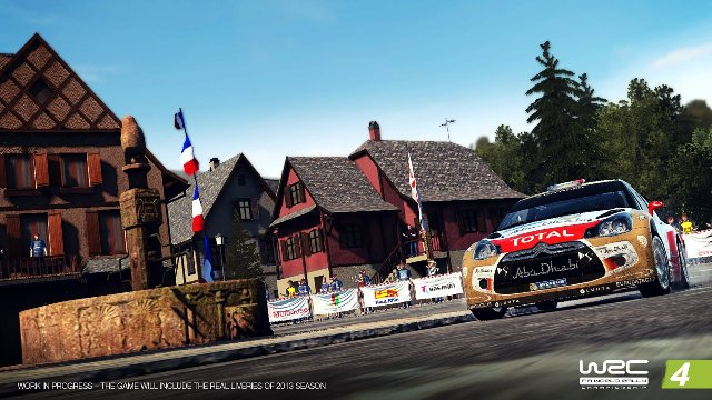WRC 4: Fia World Rally Championship immagine 95557