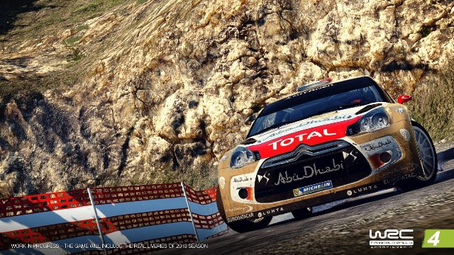 WRC 4: Fia World Rally Championship immagine 95561