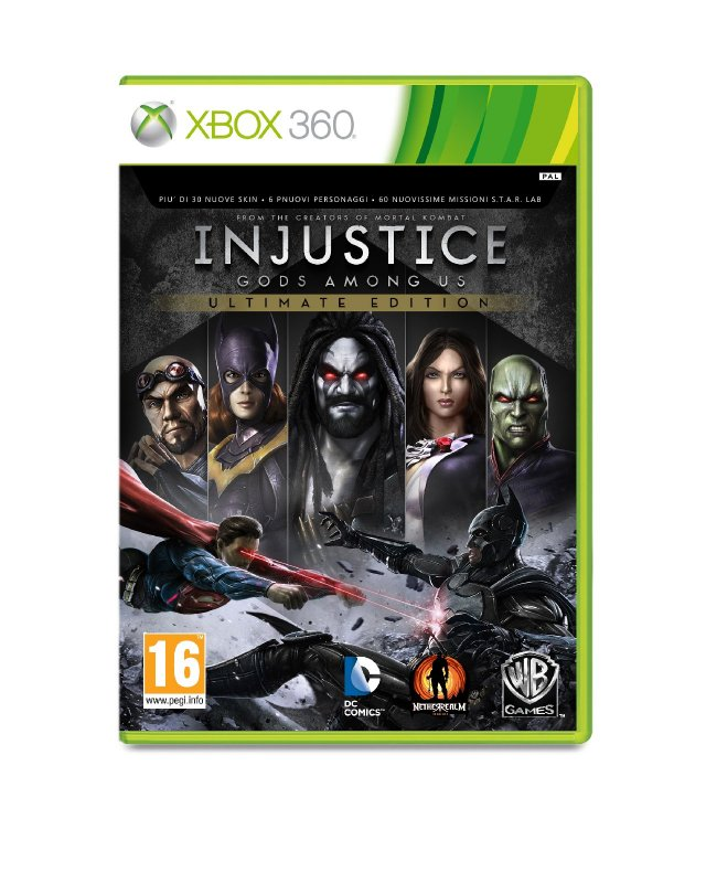 Injustice: Gods Among Us Ultimate Edition immagine 95002