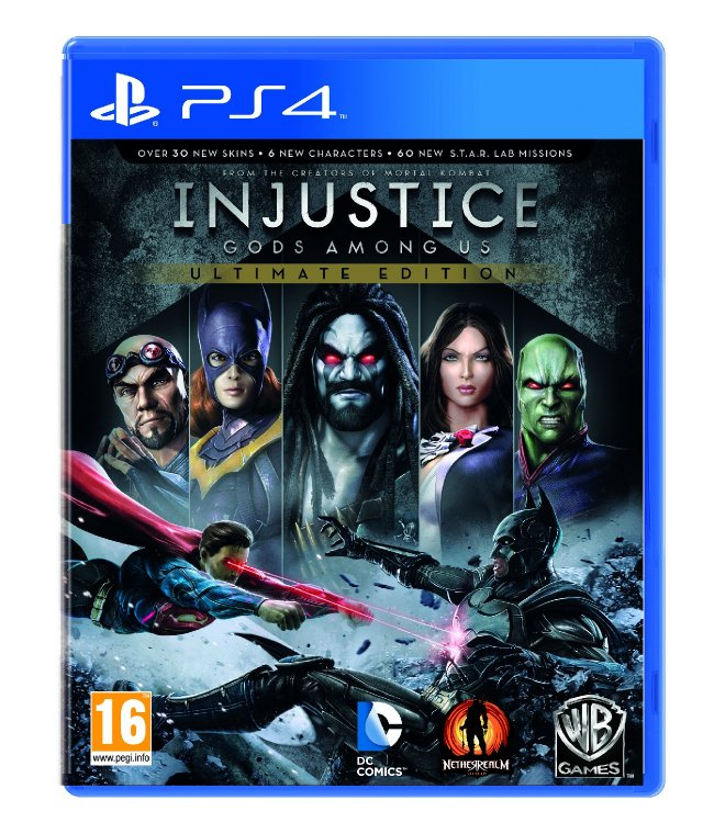 Injustice: Gods Among Us Ultimate Edition immagine 95003
