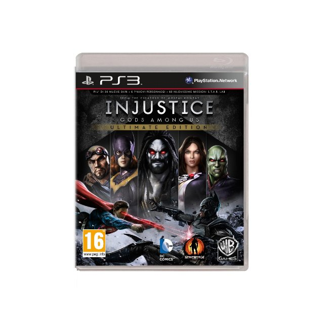 Injustice: Gods Among Us Ultimate Edition immagine 95004