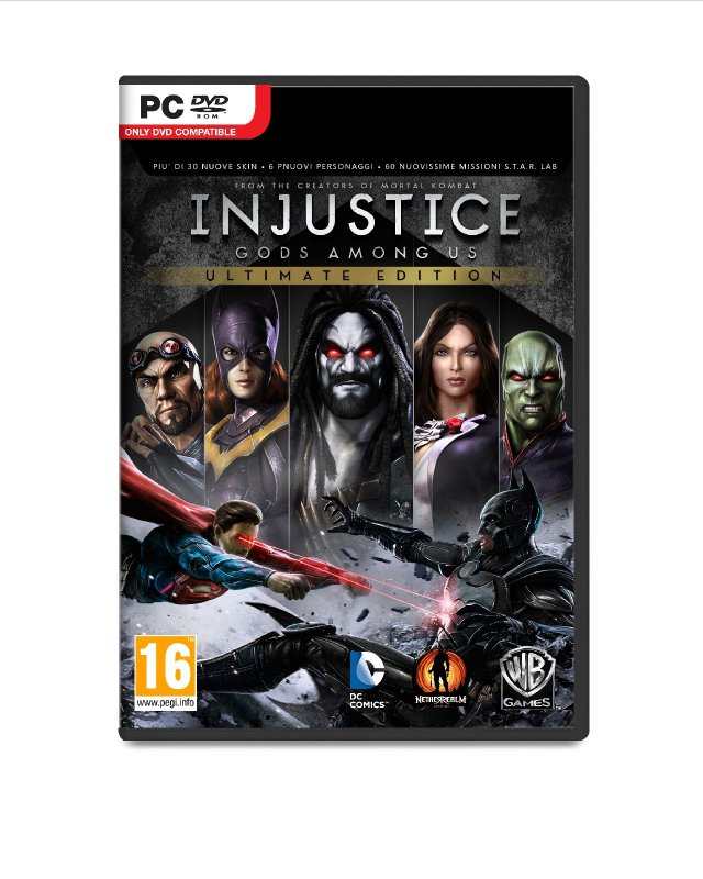 Injustice: Gods Among Us Ultimate Edition immagine 95005