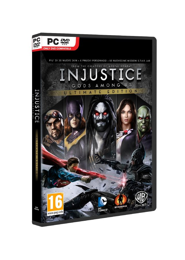 Injustice: Gods Among Us Ultimate Edition immagine 95006