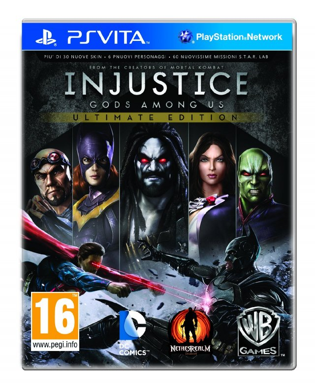 Injustice: Gods Among Us Ultimate Edition immagine 95007
