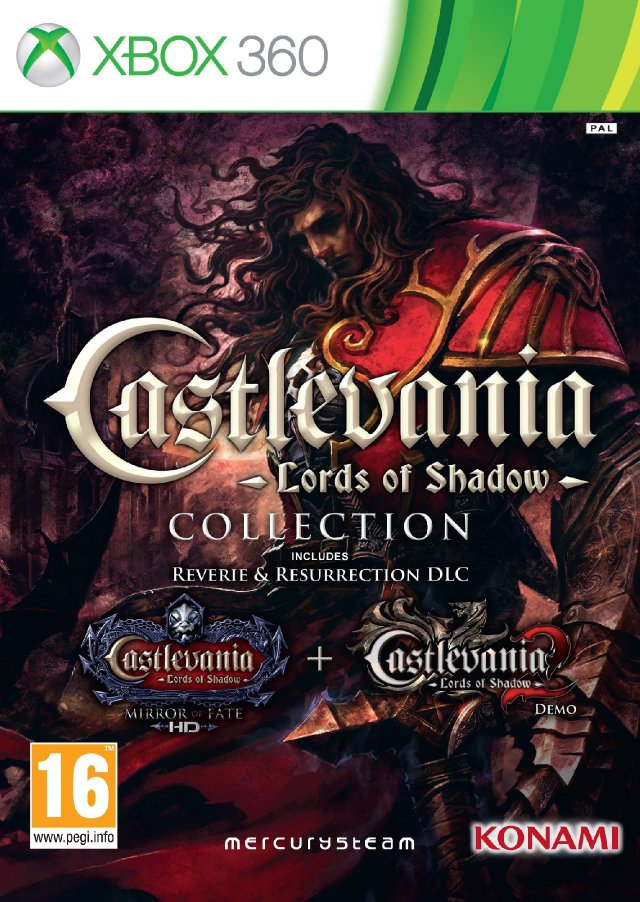 Castlevania: Lords of Shadow Collection immagine 95170