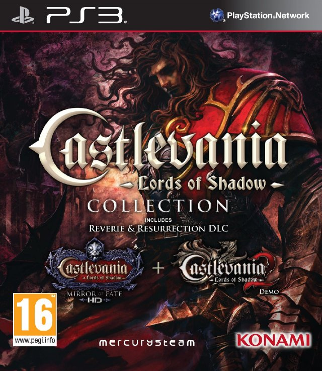 Castlevania: Lords of Shadow Collection immagine 95171