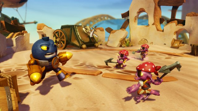 Skylanders Swap Force immagine 96058