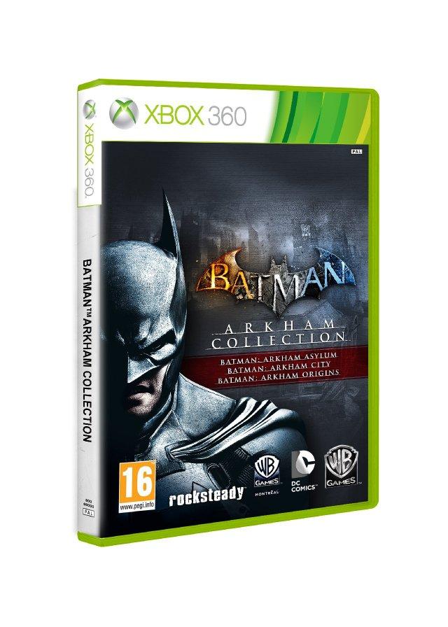 Batman. Arkham Collection Edition immagine 97950