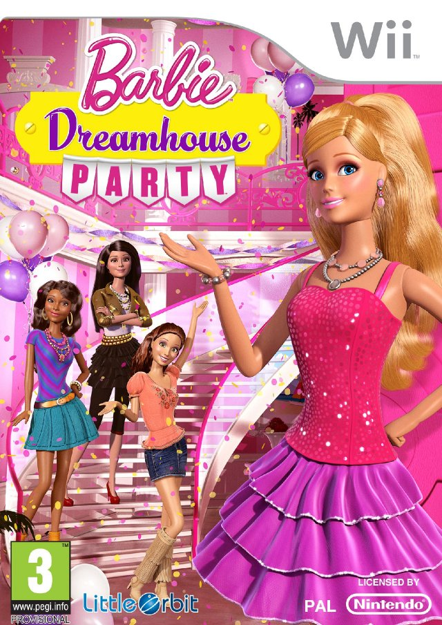 Barbie Dreamhouse Party immagine 98413