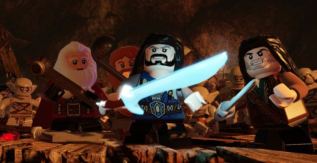 LEGO Lo Hobbit immagine 98670