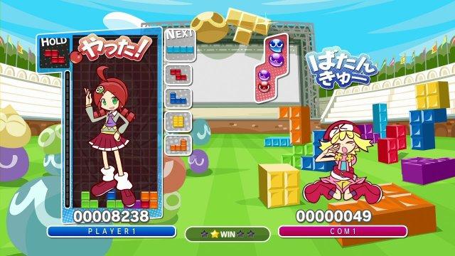Puyo Puyo Tetris immagine 99455