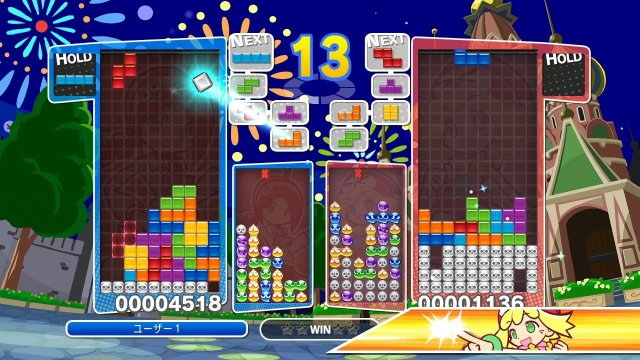 Puyo Puyo Tetris immagine 99456