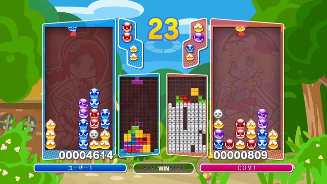 Puyo Puyo Tetris immagine 99464