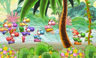 Yoshi's New Island immagine 104741