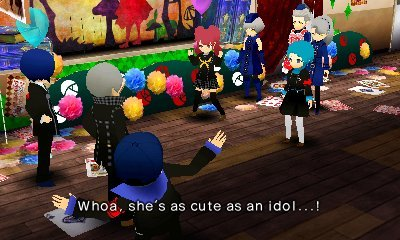 Persona Q: Shadow of the Labyrinth immagine 133114