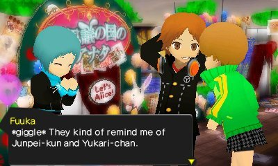 Persona Q: Shadow of the Labyrinth immagine 133115