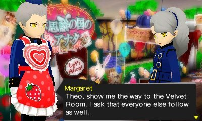 Persona Q: Shadow of the Labyrinth immagine 133116