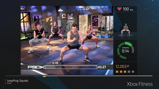 Xbox Fitness immagine 104370