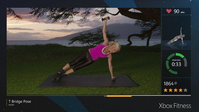 Xbox Fitness immagine 104371