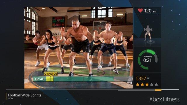 Xbox Fitness immagine 101245