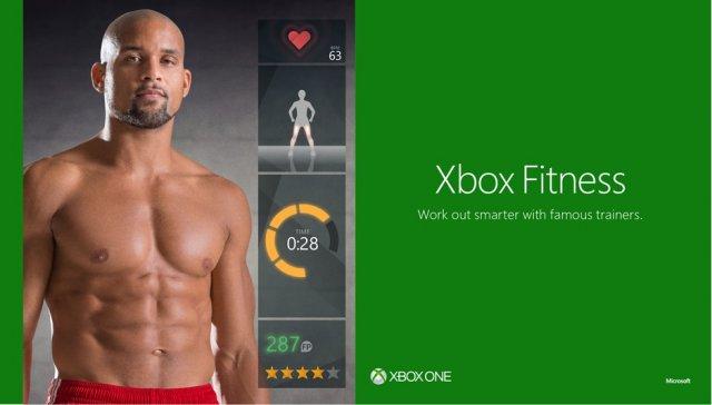 Xbox Fitness immagine 101246