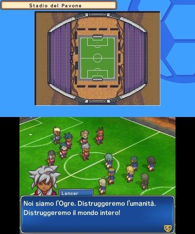 Inazuma Eleven 3: Ogre All'Attacco! immagine 101439