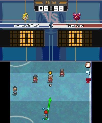 Inazuma Eleven 3: Ogre All'Attacco! immagine 101440