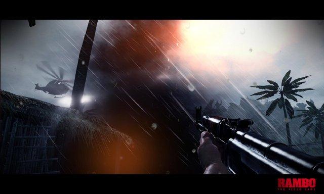 Rambo: The Video Game immagine 104933