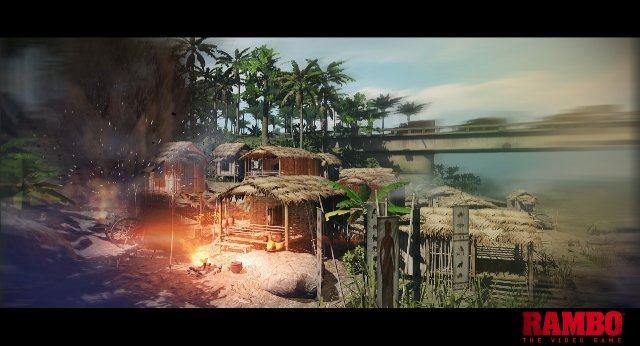 Rambo: The Video Game immagine 104951