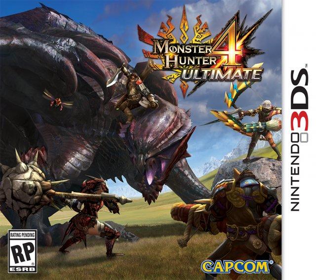 Monster Hunter 4 Ultimate immagine 123332