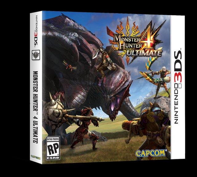 Monster Hunter 4 Ultimate immagine 123333