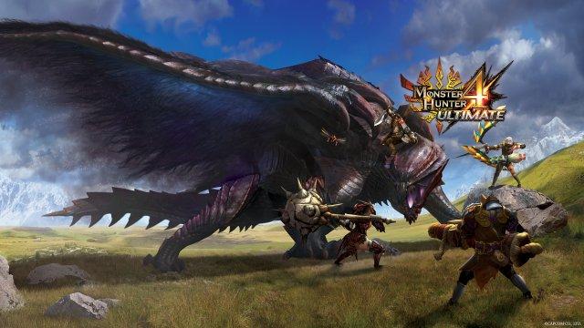 Monster Hunter 4 Ultimate immagine 123334
