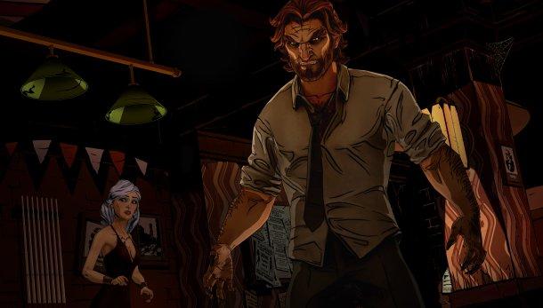 The Wolf Among Us Episode 2: Smoke & Mirrors immagine 104307