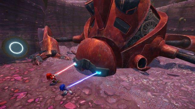 Sonic Boom: l'Ascesa di Lyric immagine 115520