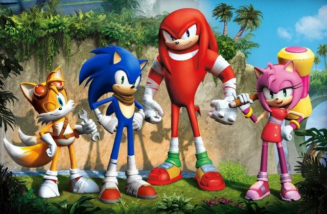 Sonic Boom: l'Ascesa di Lyric immagine 104427