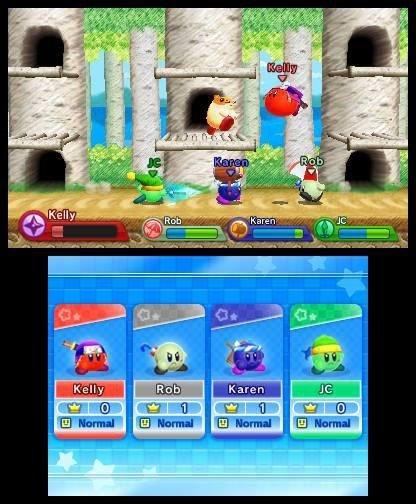 Kirby: Triple Deluxe immagine 109000