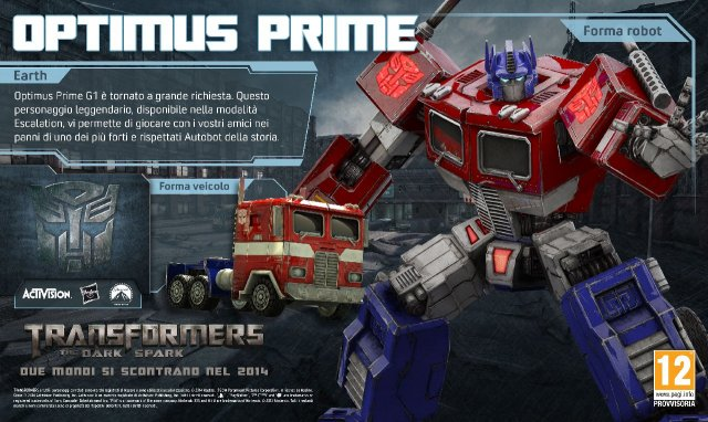 Transformers: Rise of the Dark Spark immagine 108603