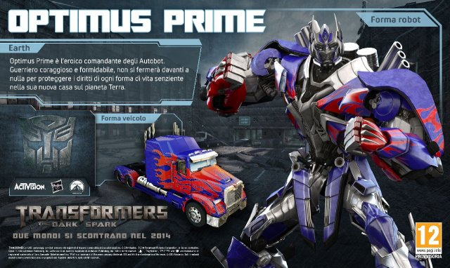 Transformers: Rise of the Dark Spark immagine 108608