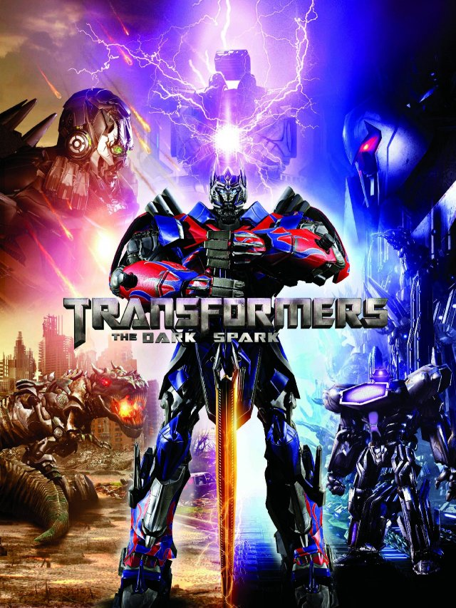 Transformers: Rise of the Dark Spark immagine 114701