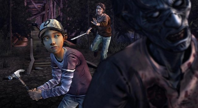 The Walking Dead Stagione 2 - Episode 2: A House Divided immagine 106454