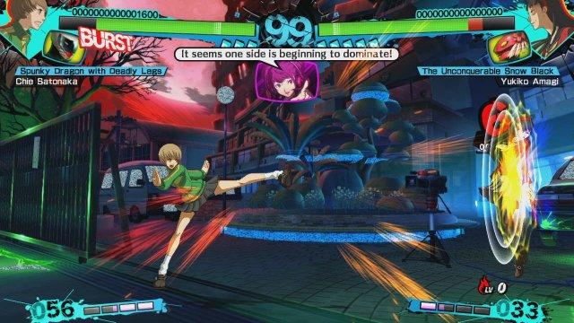Persona 4 Arena Ultimax - Immagine 127888