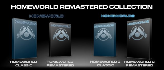 Homeworld Remastered Collection immagine 106488