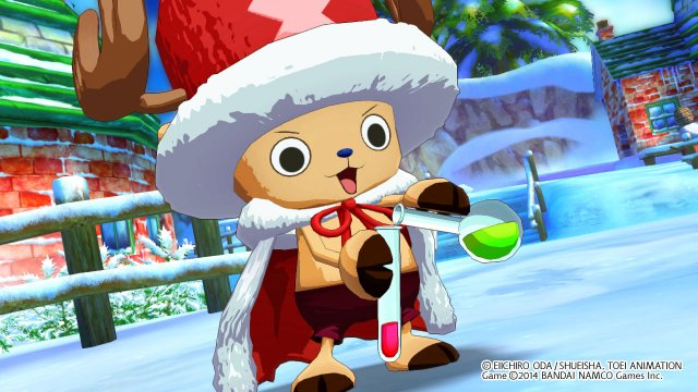 One Piece Unlimited World Red immagine 125163
