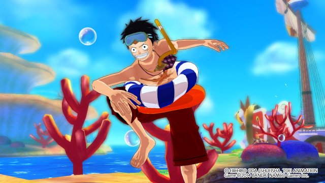 One Piece Unlimited World Red immagine 125169