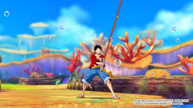 One Piece Unlimited World Red immagine 125183
