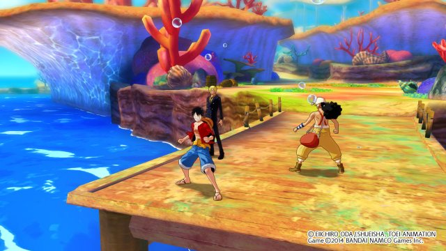 One Piece Unlimited World Red immagine 125185