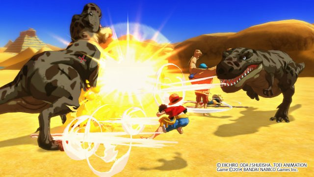 One Piece Unlimited World Red immagine 125195