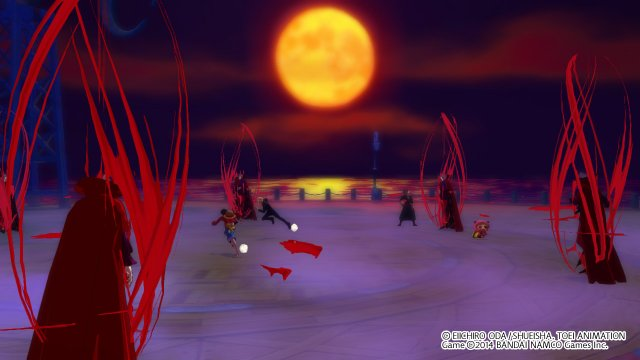 One Piece Unlimited World Red - Immagine 119382