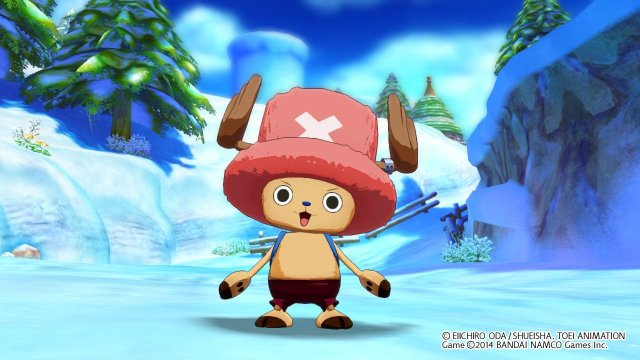 One Piece Unlimited World Red - Immagine 123119